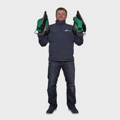 Weijerseikhout - Eugen Pesnak - Teamleider