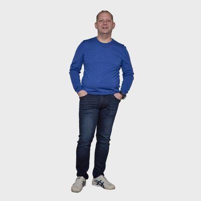 Weijerseikhout - Frank van Merm - Financieel administratief medewerker