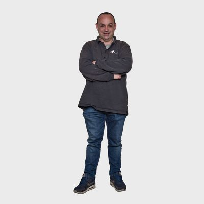 Weijerseikhout - Pascal van Geffen - Teamleider