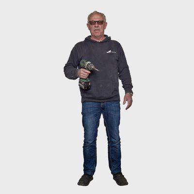 Weijerseikhout - Richard Noy - Teamleider